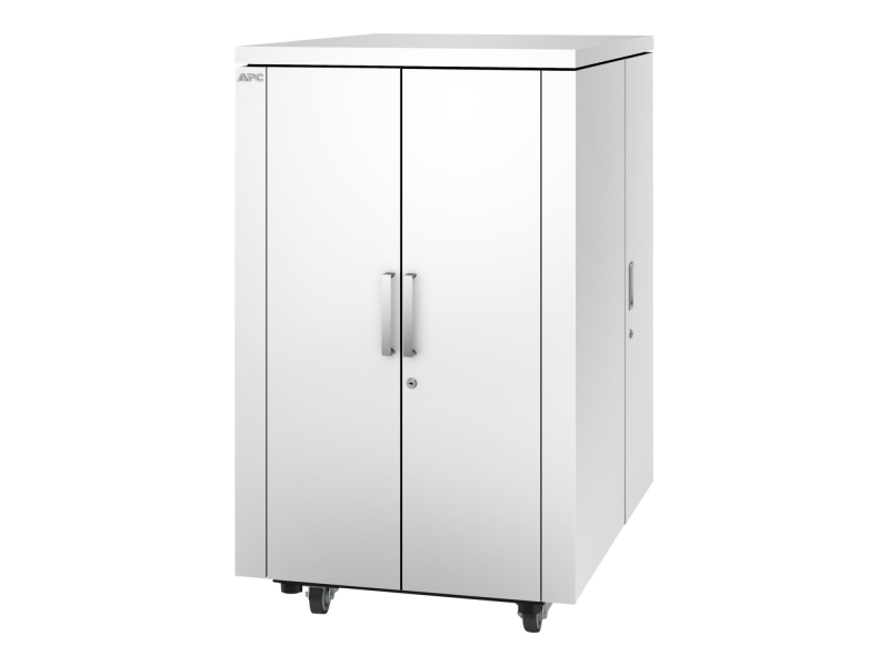 APC NetShelter CX Secure Soundproof Server Room in a Box Enclosure - Shock Packaging - Schrank - Net