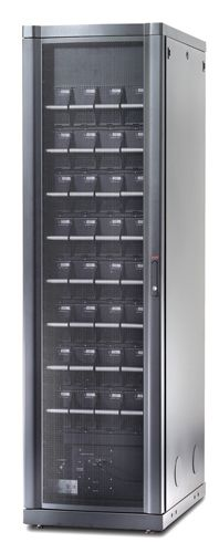 APC Symmetra PX Extended Run Premium Battery Cabinet Fully Populated w/ Battery Modules