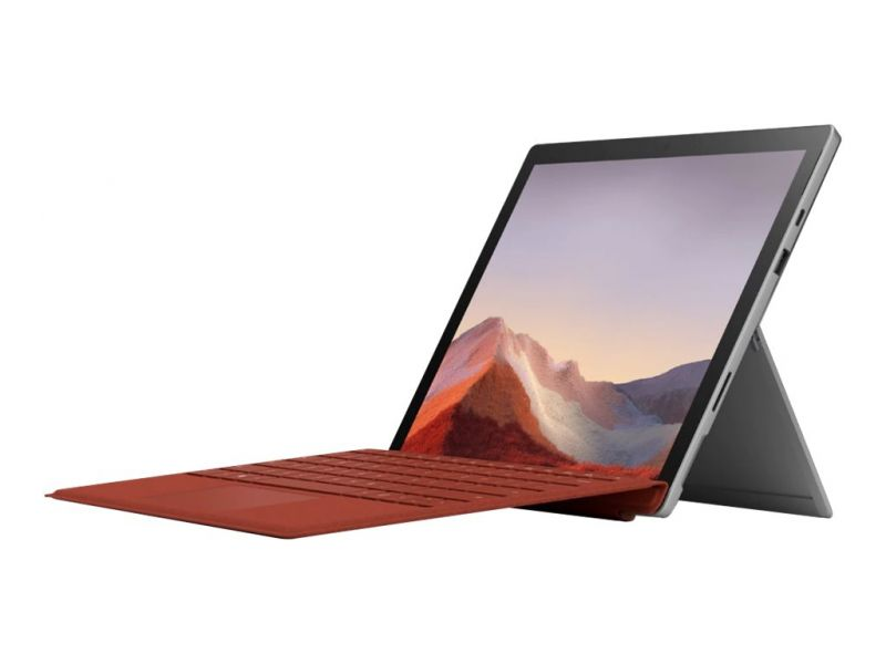 Microsoft Surface Pro 7 - Tablet - Core i7 1065G7 / 1.3 GHz - Windows 10 Home - 16 GB RAM - 512 GB S