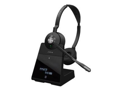 Jabra Engage 75 Stereo - Headset - On-Ear - DECT / Bluetooth