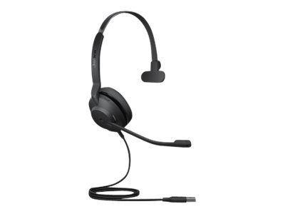 Jabra Evolve2 30 MS Mono - Headset - On-Ear - kabelgebunden