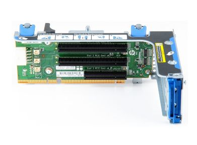 HP Enterprise x8/x16/x8 Riser Kit - Riser Card - für ProLiant DL360 Gen10
