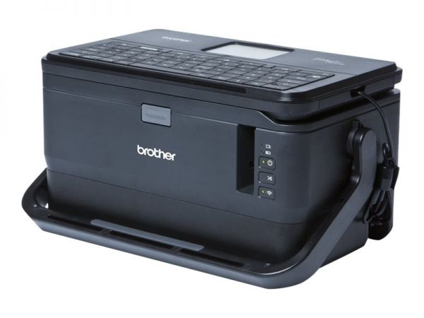 Brother P-Touch PT-D800W - Etikettendrucker - Thermal Transfer - Rolle (3,6 cm)