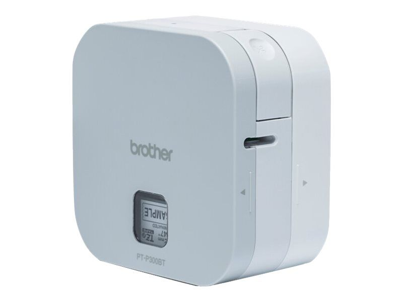 Brother P-Touch Cube PT-P300BT - Etikettendrucker - Thermotransfer - Rolle (1,2 cm)
