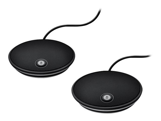 Logitech GROUP Expansion Microphones Only - Mikrofonset