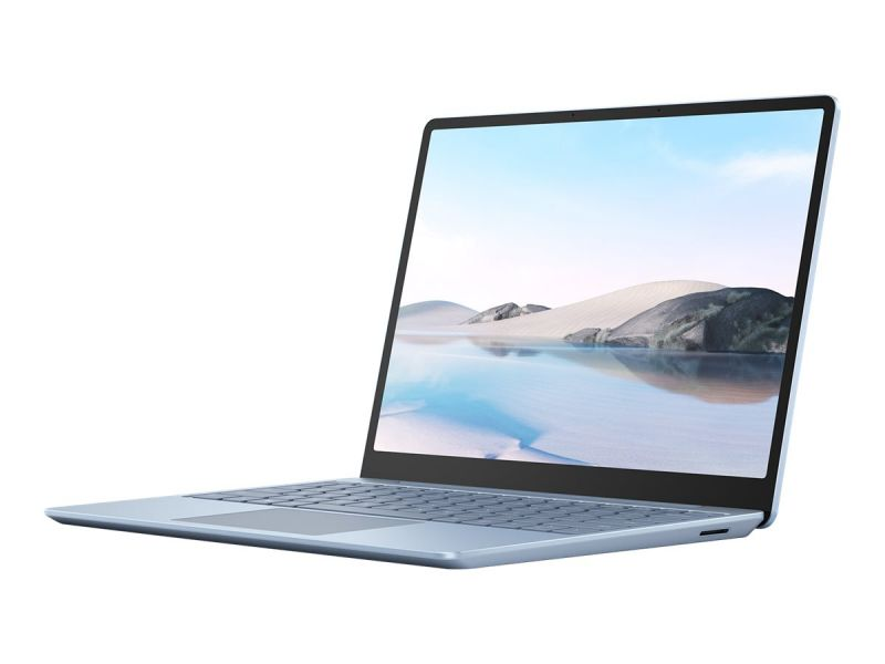 Microsoft Surface Laptop Go - Core i5 1035G1 / 1 GHz - Win 10 Home in S mode - 8 GB RAM - 128 GB SSD