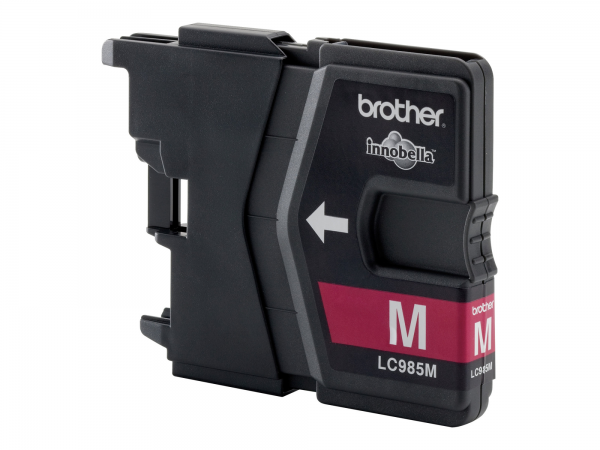 Brother LC985M - 10 ml - Magenta - Original - Tintenpatrone