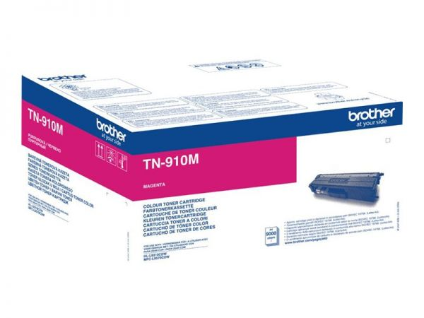 Brother TN910M - Ultra Jumbo - Magenta - Original