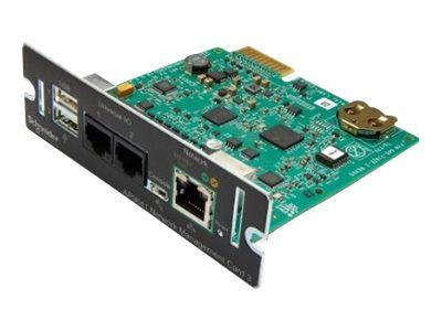 APC Network Management Card 3 with PowerChute Network Shutdown & Environmental Monitoring