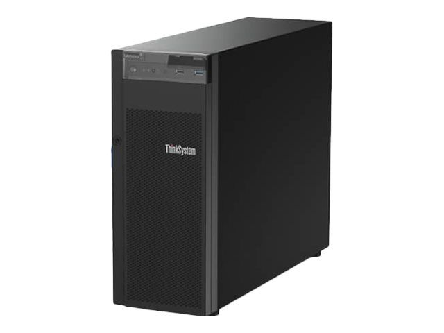 Lenovo ThinkSystem ST250 7Y46 - Server - Tower - 4U - 1-Weg - 1 x Xeon E-2224 / 3.4 GHz - RAM 16 GB