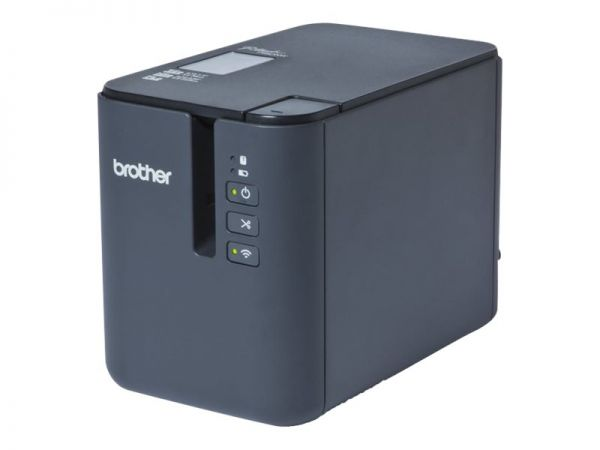 Brother P-Touch PT-P900W - Etikettendrucker - Thermal Transfer - Rolle (3,6 cm)