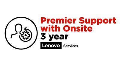 Lenovo 2 Year Premier Support With Onsite - 2 Jahr(e)