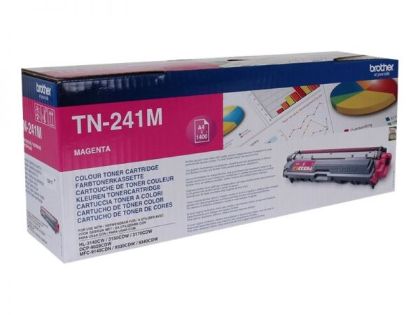 Brother TN-241M - Magenta - Original - Tonerpatrone