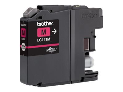 Brother LC121M - Magenta - Original - Blisterverpackung