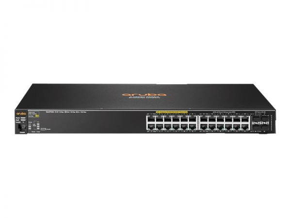 HP Enterprise 2530-24G-PoE+ Switch - verwaltet