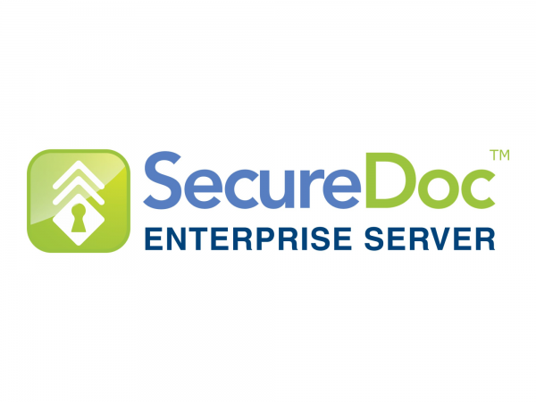 HP SecureDoc Enterprise Server - Lizenz - 500-999 Geräte